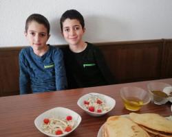 4. Reise nach Syrien