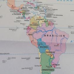 4. Reise nach Ecuador