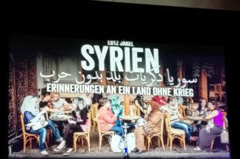 Syrien vor dem Krieg