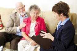 Pflegeberatungsbesuch