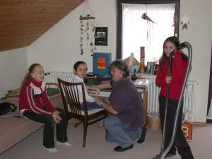 Dorfhelferinnen / Familienhilfe