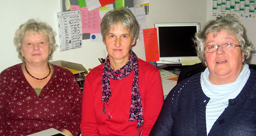 Dorfhelferinnen der Sozialstation St. Blasien