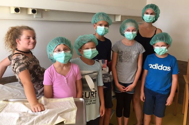 Kinderferienbetreuung 2017