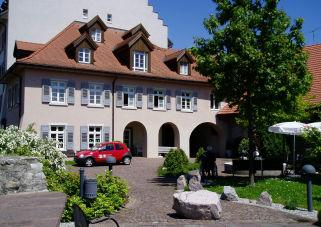 Das Haberer-Haus in Waldshut-Tiengen