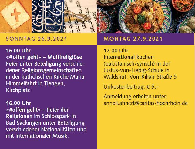 Interkulturelle Woche 2021
