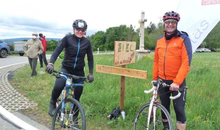 Mountainbike-Tortur für Jugendhilfe