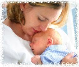 Mutter werden und Mutter sein